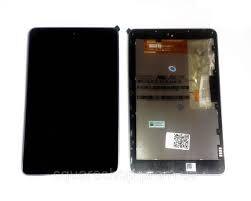 Дисплей (LCD) Asus ME571K Google Nexus 7 NEW с сенсором чёрный (2 поколение 2013) Оригинал