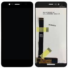 Дисплей (LCD) Asus ZenFone 3 MAX (ZC520TL) 5.2 с сенсором чёрный Оригинал
