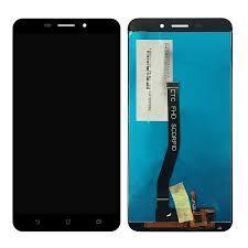 Дисплей (LCD) Asus ZenFone 3 Laser (ZC551KL) с сенсором чёрный Оригинал