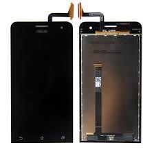 Дисплей (LCD) Asus ZenFone 5 Lite (A502CG) с сенсором чёрный Оригинал