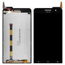 Дисплей (LCD) Asus ZenFone 6 (A600CG, A601CG) с сенсором чёрный Оригинал