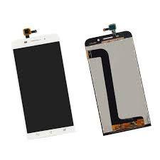Дисплей (LCD) Asus ZenFone MAX (ZC550KL-6A076IN) с сенсором белый Оригинал