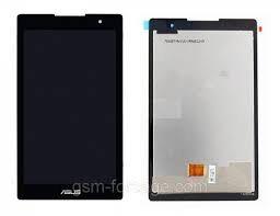 Дисплей (LCD) Asus ZenPad C Z170C 7.0 (Z170CG) с сенсором чёрный Оригинал