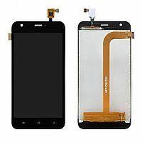 Дисплей (LCD) Blackview A7 Pro (FPC-Y87173 V01) с сенсором черный Оригинал
