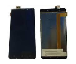 Дисплей (LCD) Blackview A8 Max с сенсором чёрный Оригинал