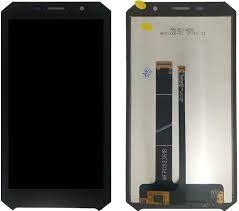 Дисплей (LCD) Doogee S60 с сенсором чёрный Оригинал