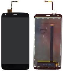 Дисплей (LCD) Doogee T6, T6 Pro с сенсором чёрный Оригинал