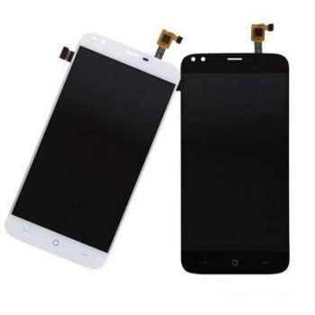 Дисплей (LCD) Doogee X30 с сенсором белый Оригинал