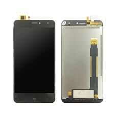 Дисплей (LCD) Doogee X7, X7 Pro с сенсором чёрный Оригинал