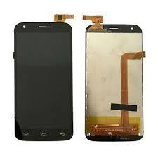 Дисплей (LCD) Doogee Y100, Y100 Pro, Valencia 2 с сенсором чёрный Оригинал