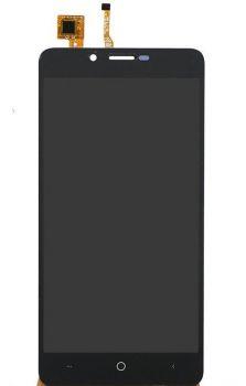 Дисплей (LCD) Leagoo Kiicaa Power, Ergo B501 с сенсором черный Оригинал