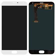 Дисплей (LCD) Meizu 15 Lite (M15) с сенсором белый Оригинал