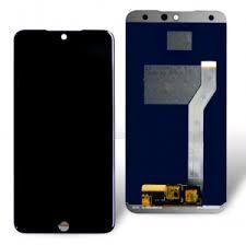 Дисплей (LCD) Meizu 15 Lite (M15) с сенсором чёрный Оригинал