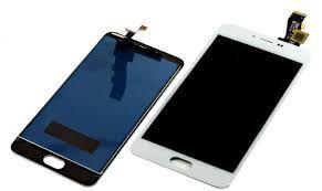 Дисплей (LCD) Meizu M3, M3 mini (M688H) с сенсором белый Оригинал