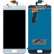 Дисплей (LCD) Meizu M5s (M612), M5s mini с сенсором белый Оригинал