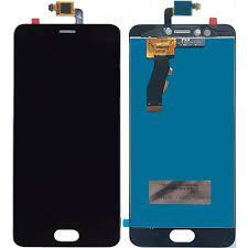 Дисплей (LCD) Meizu M5s (M612), M5s mini с сенсором чёрный Оригинал