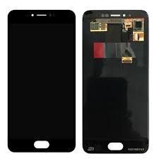 Дисплей (LCD) Meizu MX6 (M685) с сенсором чёрный Оригинал