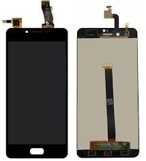 Дисплей (LCD) Meizu U10 (U680H) с сенсором чёрный Оригинал