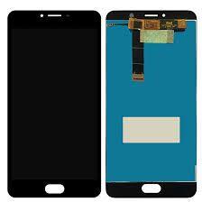 Дисплей (LCD) Meizu U20 (U685H) с сенсором чёрный Оригинал