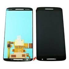 Дисплей (LCD) Motorola XT1561 Moto X Play, XT1562, , XT1563, XT1564 с сенсором чёрный Оригинал