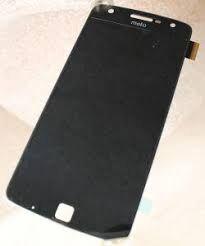 Дисплей (LCD) Motorola XT1635-01 Moto Z Play, XT1635-02 с сенсором чёрный OLED Оригинал