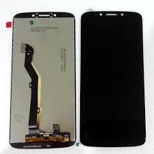Дисплей (LCD) Motorola XT1925 Moto G6 с сенсором чёрный Оригинал
