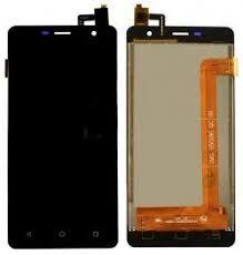 Дисплей (LCD) Nomi i5010 с сенсором чёрный Оригинал