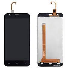 Дисплей (LCD) Oukitel U7 Plus, U7 Max с сенсором черный Оригинал