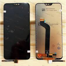 Дисплей (LCD) Xiaomi Mi A2 Lite, Redmi 6 Pro с сенсором черный Оригинал