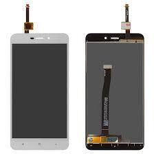 Дисплей (LCD) Xiaomi Redmi 4A с сенсором белый Оригинал