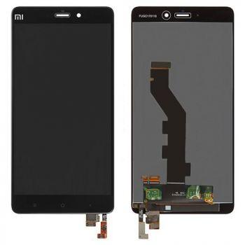 Дисплей (LCD) Xiaomi Mi Note Pro с сенсором чёрный Оригинал