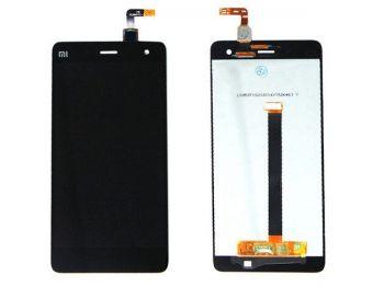 Дисплей (LCD) Xiaomi Mi4c с сенсором чёрный Оригинал