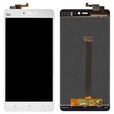 Дисплей (LCD) Xiaomi Mi4s с сенсором белый Оригинал