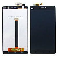Дисплей (LCD) Xiaomi Mi4s с сенсором чёрный Оригинал