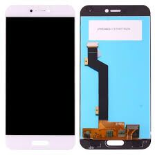 Дисплей (LCD) Xiaomi Mi5c с сенсором белый Оригинал