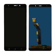 Дисплей (LCD) Xiaomi Mi5s Plus с сенсором чёрный Оригинал