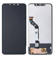 Дисплей (LCD) Xiaomi Pocophone F1 с сенсором чёрный Оригинал
