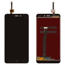 Дисплей (LCD) Xiaomi Redmi 4A с сенсором чёрный Оригинал