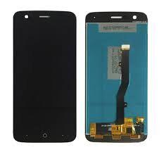 Дисплей (LCD) ZTE V8 Lite с сенсором чёрный Оригинал