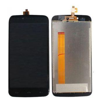 Дисплей HomTom HT50 с сенсором (тачскрином) черный Оригинал