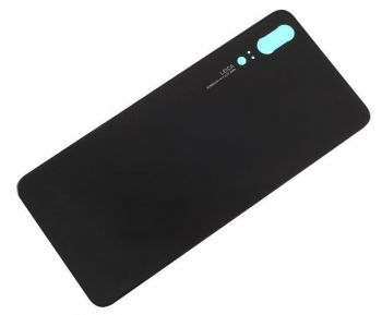 Задняя крышка корпуса Huawei P20 EML-L09, EML-L29 черная Оригинал