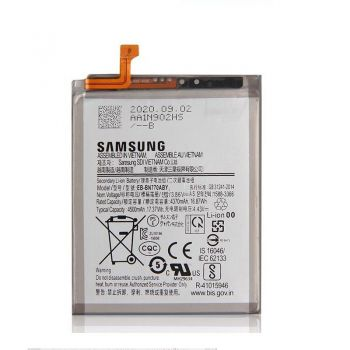 Аккумулятор (батарея) Samsung N770 (SM-N770F, SM-N770F/DS) Galaxy Note10 Lite EB-BN770ABY 4500mAh Оригинал