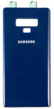 Задняя крышка Samsung N960 Galaxy Note 9 синяя Ocean Blue оригинал