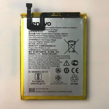 Аккумулятор (батарея) Lenovo A6 Note L19041, PAGK0027IN BL303 4000mAh Оригинал