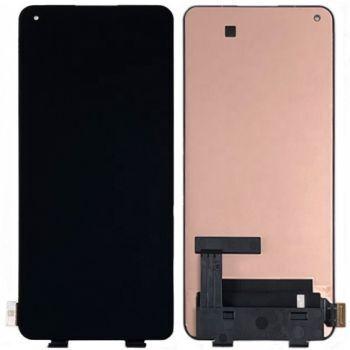 Дисплей Xiaomi Mi11 Lite M2101K9AG, Mi11 Lite 5G с сенсором (тачскрином) черный Оригинал