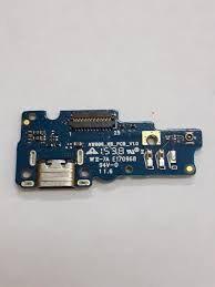 Нижняя плата зарядки (Шлейф зарядки) для Asus ZenFone Go (ZC500TG) с разъемом, с микрофоном, плата с разъемом