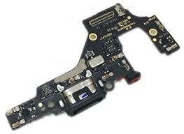 Нижняя плата зарядки (Шлейф зарядки) для Huawei P9 Plus с разъемом , с микрофоно , плата с разъемом