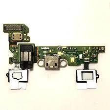 Нижняя плата зарядки (Шлейф зарядки) для Samsung A300FU Galaxy A3 (2015), REV0.0 с разъемом, наушниками,