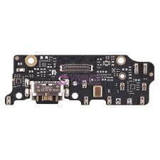 Нижняя плата зарядки (Шлейф зарядки) для Xiaomi Mi A2, Mi 6x с разъёмом с разъемом, с микрофоном