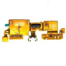 Нижняя плата зарядки (Шлейф зарядки) для ZTE V6 Blade, X7 Blade, с разъемом , с микрофоном